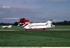 Sumburgh Chinook Helicopter Crash 6th Nov 1986